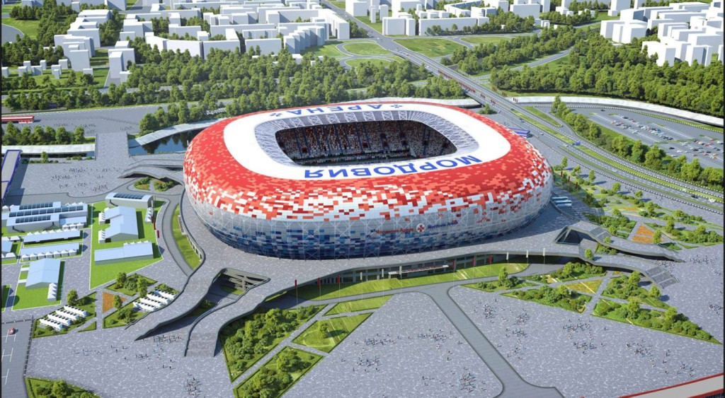 Stadion Saransk